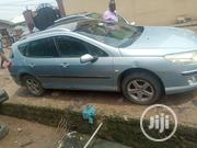 Peugeot 407 2005 SW 1.8 Blue | Cars for sale in Lagos State, Lagos Mainland
