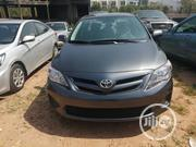 Toyota Corolla 2012 Gray | Cars for sale in Abuja (FCT) State, Central Business District
