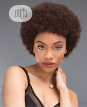 Afro Human Hair Wig Color 2   Hair Beauty for sale in Lagos State, Ikeja