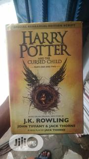 Harry Potter And The Cursed Child | Books & Games for sale in Lagos State, Lagos Mainland
