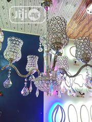 Chandelier Latest Design With Crystal | Home Accessories for sale in Lagos State, Ojo