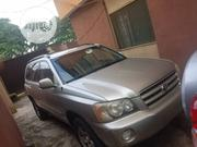 Toyota Highlander 2003 Gold | Cars for sale in Lagos State, Ifako-Ijaiye