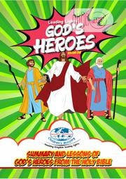 God Heores | Books & Games for sale in Rivers State, Port-Harcourt