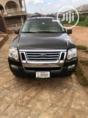 Ford Explorer 2008 Gray