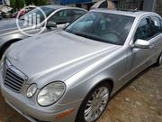 Mercedes-Benz E350 2007 Silver | Cars for sale in Rivers State, Port-Harcourt