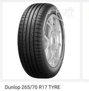 Dunlop 265/70/ 17 New Tyre | Vehicle Parts & Accessories for sale in Lagos State, Lagos Island