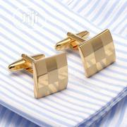 Gemelos French Gold Cuff Links | Clothing Accessories for sale in Lagos State, Surulere