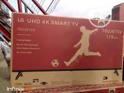 "Lg 70""Inchs Uhd Smart 4K Internet Android TV 4K Active + 2 Years 