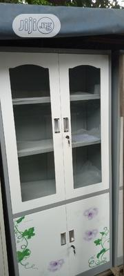Metal Glass Shelve   Furniture for sale in Lagos State, Isolo