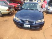 Toyota Camry 1999 Automatic Blue | Cars for sale in Edo State, Oredo