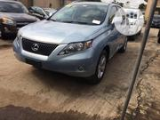 Lexus RX 2012 350 AWD Blue | Cars for sale in Lagos State, Ikeja