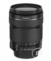 Canon EF-S 18-135mm F/3.5-5.6 IS Lens | Accessories & Supplies for Electronics for sale in Lagos State, Ikeja