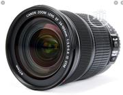 Canon EF 24-105mm F/3.5-5.6 IS STM Lens | Accessories & Supplies for Electronics for sale in Lagos State, Ikeja