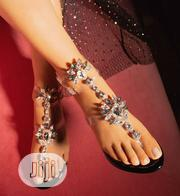 Sisi Rhinestone Sandals | Shoes for sale in Lagos State, Lagos Island