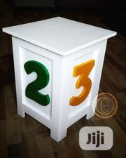 Number Box / Number Stool   Arts & Crafts for sale in Lagos State, Yaba