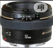 Canon 50mm F/1.4 Prime Lens | Accessories & Supplies for Electronics for sale in Lagos State, Ikeja