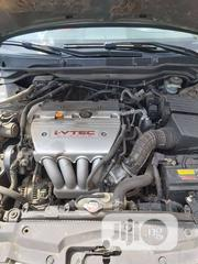 Honda Accord 2.4 Type S Automatic 2004 Green   Cars for sale in Rivers State, Port-Harcourt