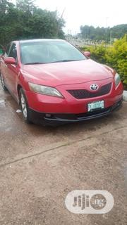 Toyota Camry 2007 Red   Cars for sale in Ondo State, Akure South