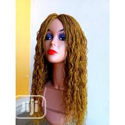 LIMITED STOCK!! Beautuful Fiona Twisted Braided Wig | Hair Beauty for sale in Lagos State, Lagos Island