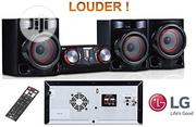 LG X Boom Music Set ( 720W ) Powerful Bass X Full Option+ Bluetooth | Audio & Music Equipment for sale in Lagos State, Ojo