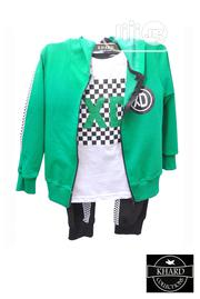 Top Quality and Unique Boys Track-Suit | Children's Clothing for sale in Lagos State, Ojodu