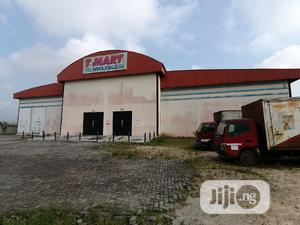 Warehouse On 6plots Of Land For Rent