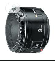 Canon EF 50mm F/1.8 II Camera Lens | Accessories & Supplies for Electronics for sale in Lagos State, Ikeja