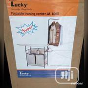 Foldable Ironing Stand And Storage | Home Accessories for sale in Lagos State, Lagos Island