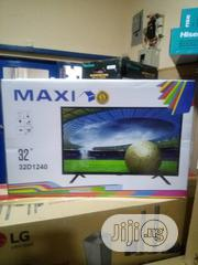 Maxi 32-inch Full HD LED TV-32D1240 (VISIT: Www.Reco.Ng) | TV & DVD Equipment for sale in Abuja (FCT) State, Central Business District