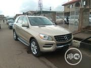 Mercedes-Benz M Class 2013 Gold | Cars for sale in Lagos State, Surulere