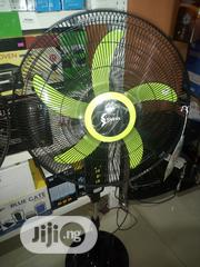 """Syinix 18"""" Rechargeable Fan 40W 