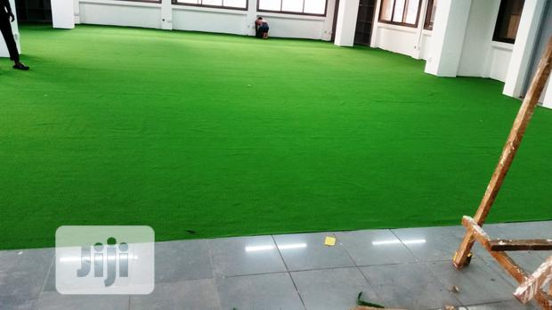 Artificial Grass For Design And Decorative Use For Indoor