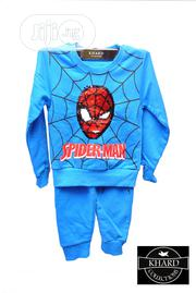 Quality and Unique Spider Man Track Suit for Boys | Children's Clothing for sale in Lagos State, Ojodu