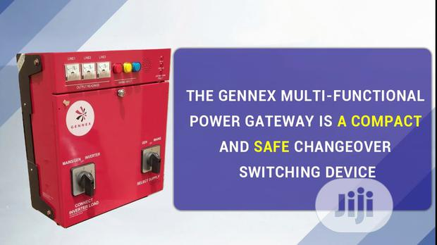 Multifunctional Power Gateway (3 Phase/100A)