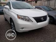 Lexus RX 2010 350 White | Cars for sale in Lagos State, Surulere