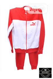 Quality and Unique Puma Track Suit for Boys | Children's Clothing for sale in Lagos State, Ojodu