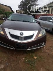 Acura ZDX 2011 Brown | Cars for sale in Lagos State, Surulere