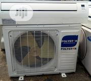 Uk Used 1.5hp Polystar Split Unit Air Conditioner | Home Appliances for sale in Lagos State, Lagos Island