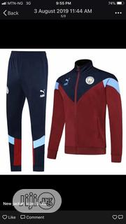 Original Manchester City Track Suit Now Available | Clothing for sale in Lagos State, Lagos Mainland