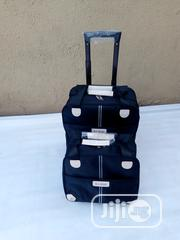 Black Travel Luggage for Ladies, With Handbag | Bags for sale in Lagos State, Ikeja