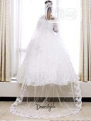 Alexa Cathedral Bridal Veil | Wedding Wear for sale in Lagos State, Ikeja