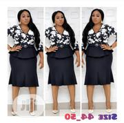 Classic Ladies Skirt and Top Available in Sizes | Clothing for sale in Lagos State, Lagos Mainland
