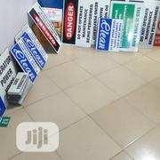 Corflute Signs | Safety Equipment for sale in Lagos State, Mushin