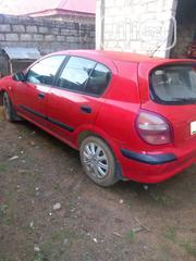 Nissan Almera 2001 Tino 1.8 Red | Cars for sale in Abuja (FCT) State, Lugbe