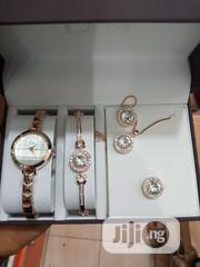 Dior Female Rose Gold Wristwatch, Bracelet, Ring, Chain & Bracelet | Jewelry for sale in Lagos State, Surulere