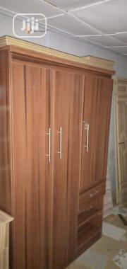 4 by 6 Sized Wardrobe With Three Doors | Furniture for sale in Abuja (FCT) State, Bwari