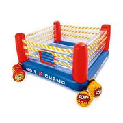 """Intex Bouncy Jump-o-lene Boxing Ring, 89"""" X 89"""" X 43.5"""" 