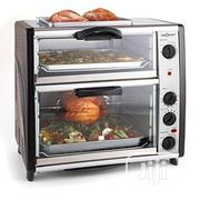 Master Chef Electric Toaster Oven With Top Grill 42L | Restaurant & Catering Equipment for sale in Oyo State, Ibadan