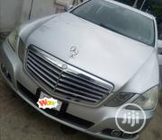 Mercedes-Benz E350 2011 Silver | Cars for sale in Abuja (FCT) State, Wuse