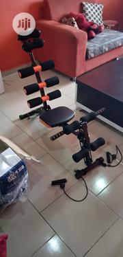 Multi Functional Six Pack Wonder Core With Resistance Ropes | Sports Equipment for sale in Lagos State, Ikeja